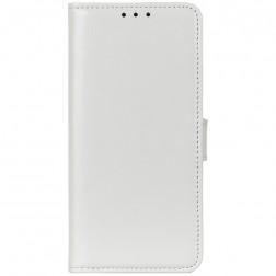 Atverčiamas dėklas - baltas (Nokia C10 / C20)
