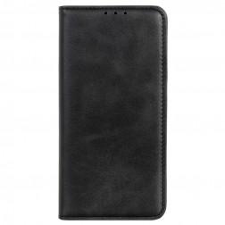 """""""Split"""" atverčiamas dėklas - juodas (Nokia C10 / C20)"""