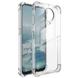 """""""Imak"""" kieto silikono (TPU) dėklas - skaidrus (Nokia 6.3 / G10 / G20)"""