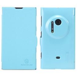 """""""Nillkin"""" Fresh atverčiamas dėklas - mėlynas (Lumia 1020)"""