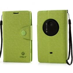 """""""MLT"""" atverčiamas dėklas - žalias (Lumia 1020)"""