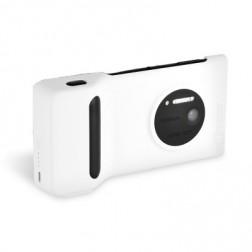 """""""Nokia"""" PD-95G dėklas su integruota baterija - baltas (Lumia 1020)"""
