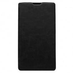 Atverčiamas dėklas - juodas (Lumia 1320)