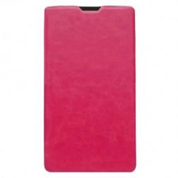 Atverčiamas dėklas - rožinis (Lumia 1320)