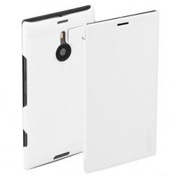 """""""ROCK"""" Touch atverčiamas dėklas - baltas (Lumia 1520)"""