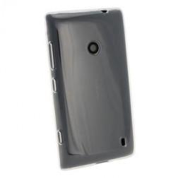 Plastikinis dėklas - skaidrus (Lumia 520)