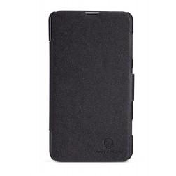 """""""Nillkin"""" Fresh atverčiamas dėklas - juodas (Lumia 625)"""
