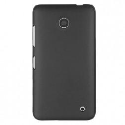 Plastikinis dėklas - pilkas (Lumia 630 / 635)