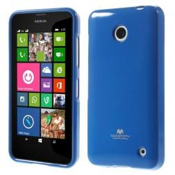 """""""Mercury"""" dėklas - mėlynas (Lumia 630 / 635)"""