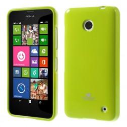 """""""Mercury"""" dėklas - žalias (Lumia 630 / 635)"""