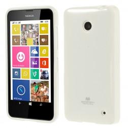"""""""Mercury"""" dėklas - baltas (Lumia 630 / 635)"""