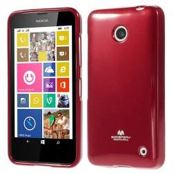 """""""Mercury"""" dėklas - raudonas (Lumia 630 / 635)"""