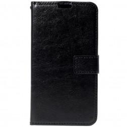 Atverčiamas dėklas - juodas (Lumia 640)