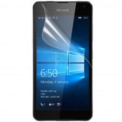 """""""Calans"""" apsauginė ekrano plėvelė - skaidri (Lumia 650)"""