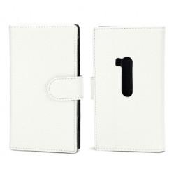 Atverčiamas dėklas, piniginė - baltas (Lumia 920)