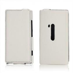Atverčiamas dėklas - baltas (Lumia 920)