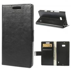 Atverčiamas dėklas - juodas (Lumia 930)