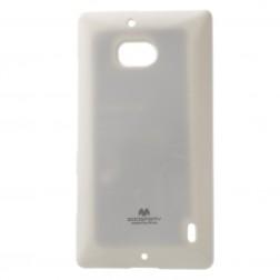 """""""Mercury"""" dėklas - baltas (Lumia 930)"""