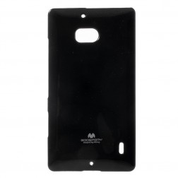 """""""Mercury"""" dėklas - juodas (Lumia 930)"""