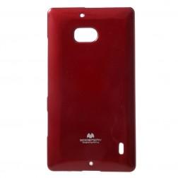"""""""Mercury"""" dėklas - raudonas (Lumia 930)"""