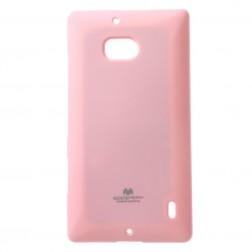 """""""Mercury"""" dėklas - rožinis (Lumia 930)"""