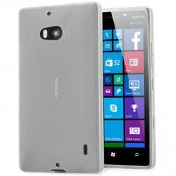 Kieto silikono dėklas - skaidrus (Lumia 930)