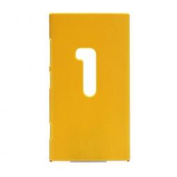 Plastikinis dėklas - geltonas  (Lumia 920)