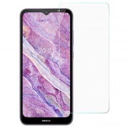 """""""Calans"""" apsauginė ekrano plėvelė (pilnai dengianti) - skaidri (Nokia X20)"""
