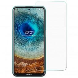 """""""Calans"""" Tempered Glass (nepilno dengimo) apsauginis ekrano stiklas 0.3 mm - skaidrus (Nokia X20)"""