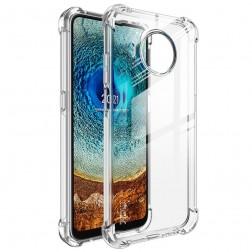 """""""Imak"""" kieto silikono (TPU) dėklas - skaidrus (Nokia X20 / X10)"""