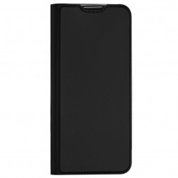 """""""Dux Ducis"""" Skin atverčiamas dėklas - juodas (Nokia X20 / X10)"""