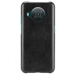 Soft Slim dėklas - juodas (Nokia X20 / X10)