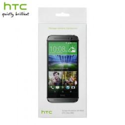 """Oficialios """"HTC"""" apsauginės ekrano plėvelės - skaidrios, 2 vnt. (One M8)"""