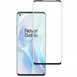 """""""Mocolo"""" Tempered Glass apsauginis ekrano stiklas 0.26 mm - juodas (OnePlus 8)"""