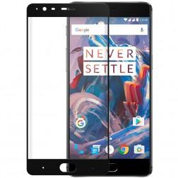 """""""Mocolo"""" Tempered Glass apsauginis ekrano stiklas 0.26 mm - juodas (OnePlus 3)"""