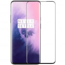 """""""Nillkin"""" CP 9H Tempered Glass apsauginis ekrano stiklas 0.33 mm - juodas (OnePlus 7 Pro / 7T Pro)"""