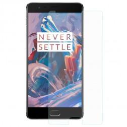 """""""Enkay"""" Tempered Glass (nepilno dengimo) apsauginis ekrano stiklas 0.26 mm - skaidrus (OnePlus 3)"""