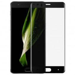 """""""Mocolo"""" Tempered Glass apsauginis ekrano stiklas 0.26 mm - juodas (OnePlus 5)"""
