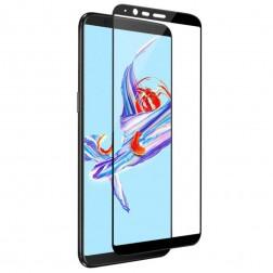 """""""Mocolo"""" Tempered Glass apsauginis ekrano stiklas 0.26 mm - juodas (OnePlus 5T)"""