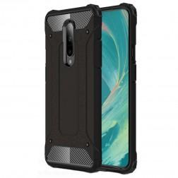Sustiprintos apsaugos dėklas - juodas (OnePlus 7 Pro)
