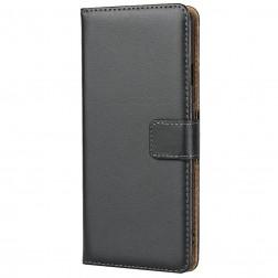 Atverčiamas dėklas, knygutė - juodas (OnePlus 7T)