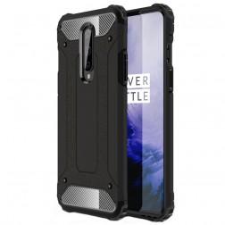 Sustiprintos apsaugos dėklas - juodas (OnePlus 8)