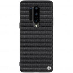 """""""Nillkin"""" Textured dėklas - juodas (OnePlus 8 Pro)"""