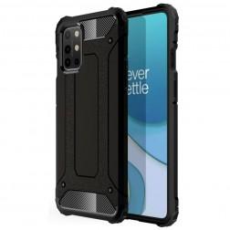 Sustiprintos apsaugos dėklas - juodas (OnePlus 8T)