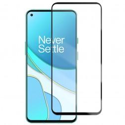 """""""Mocolo"""" Tempered Glass apsauginis ekrano stiklas 0.26 mm - juodas (OnePlus 8T)"""