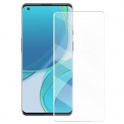 """""""Mocolo"""" UV Light Irradiation Tempered Glass apsauginis ekrano stiklas 0.26 mm - skaidrus (OnePlus 9 Pro)"""