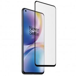 """""""Mocolo"""" Tempered Glass apsauginis ekrano stiklas 0.26 mm - juodas (OnePlus Nord 2)"""
