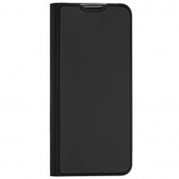 """""""Dux Ducis"""" Skin atverčiamas dėklas - juodas (OnePlus Nord CE)"""