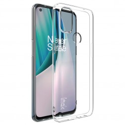 """""""Imak"""" kieto silikono (TPU) dėklas - skaidrus (OnePlus Nord N10 5G)"""