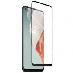 """Mocolo"" 2.5D Tempered Glass apsauginis ekrano stiklas 0.26 mm - juodas (OnePlus Nord N10 5G)"